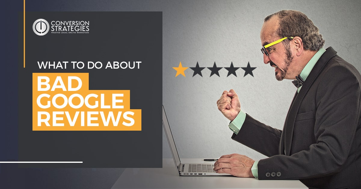 Don't take bad reviews personal - the biggest online reputation mistake