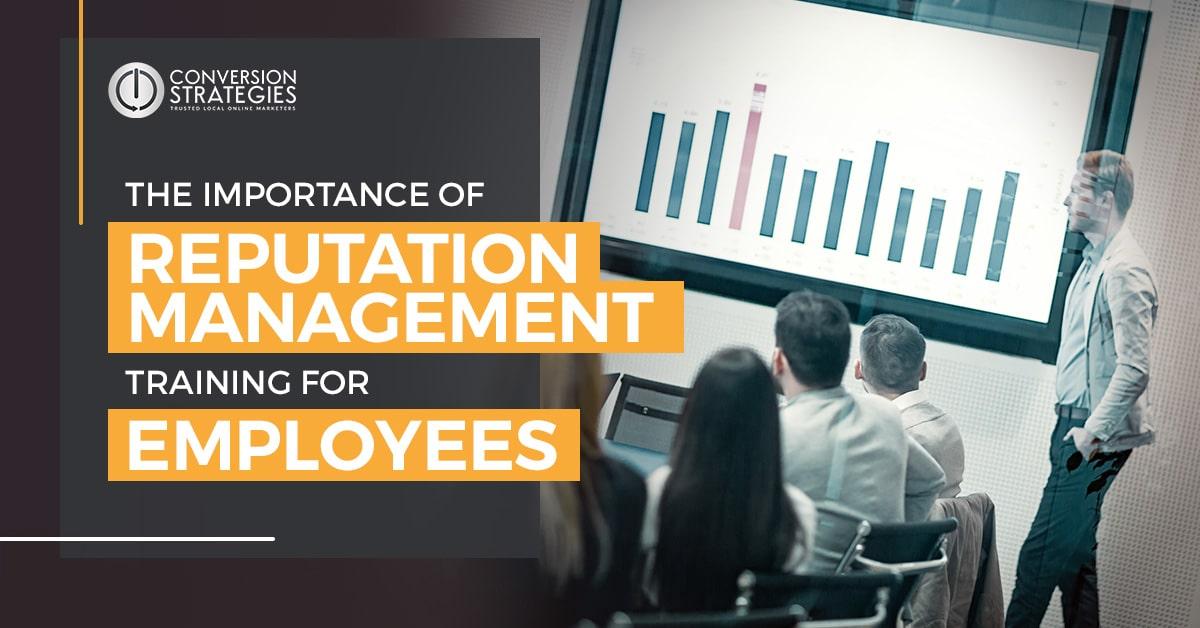 reputation management training for employees