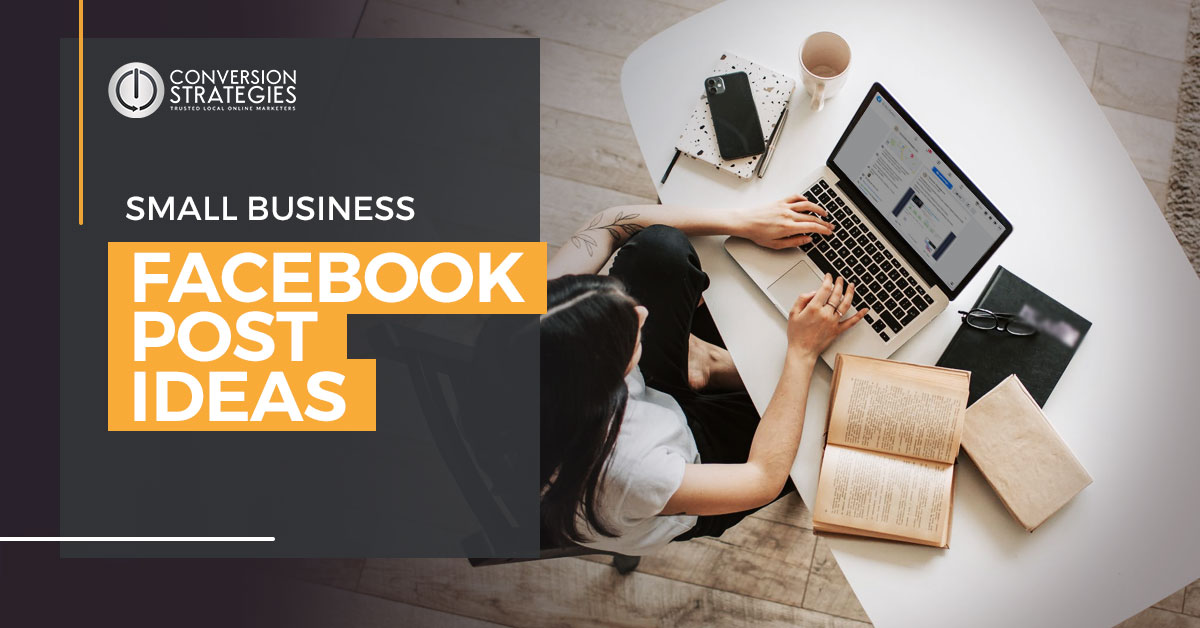 small business facebook post ideas - acknowledge favorite customers