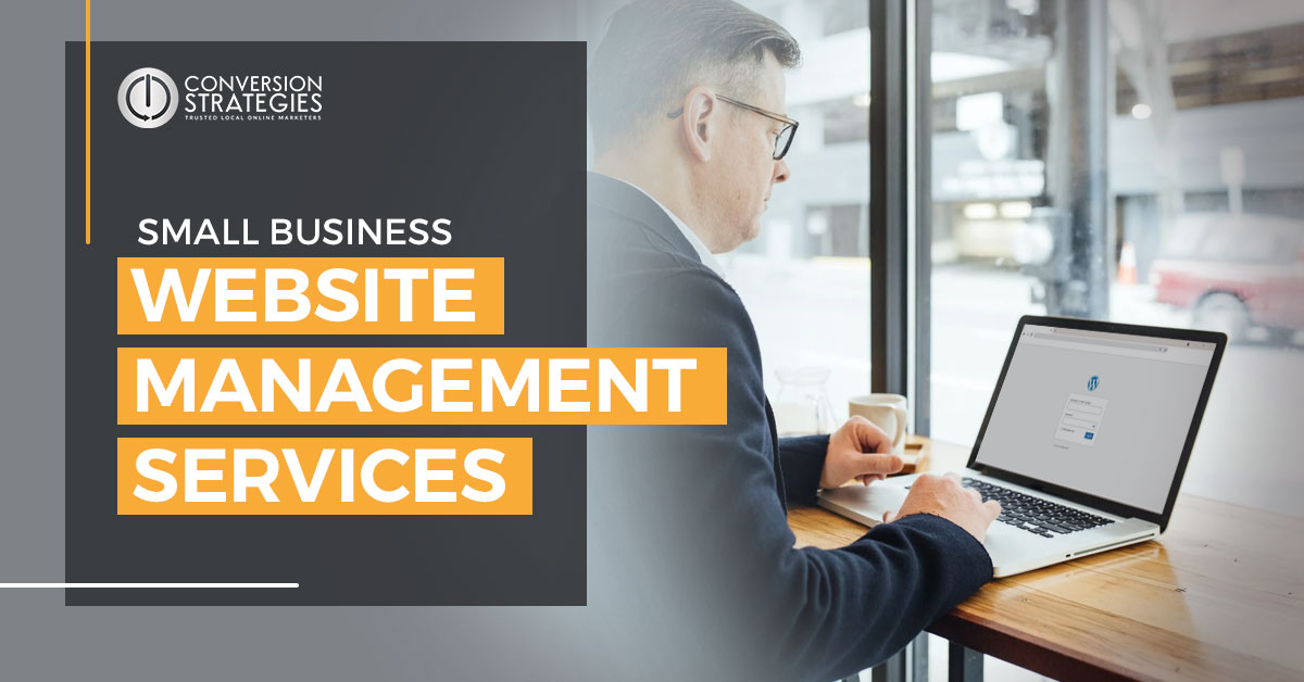 small business website management services- Do I Need Someone to Manage My Website?