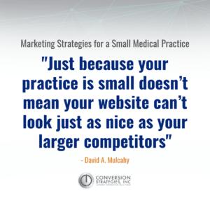 Website and Online Marketing Strategies for Doctors
