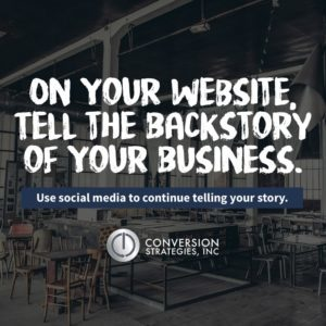 what do i put on my business website? Chicago Web Design